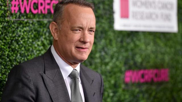 Tom Hanks não pôde comprar cerveja por não ter documento de identificação