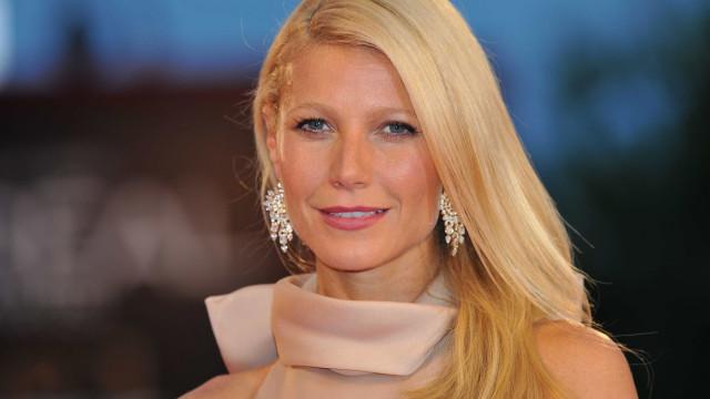 Gwyneth Paltrow celebra aniversário do filho com 'desfile de carros'