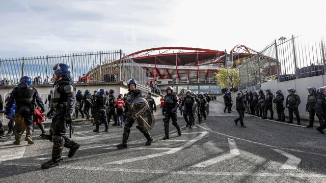 Clássico na Luz. Esta é a recomendação da PSP para os adeptos do FC Porto