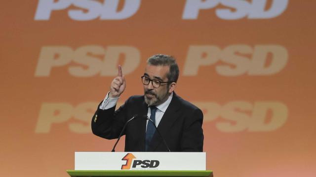 """Rangel destaca plano de luta contra o cancro como """"bandeira eleitoral"""""""