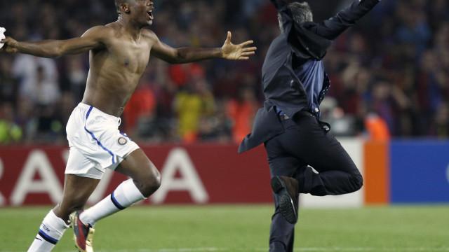 """""""Mourinho na AS Roma? Não vou mentir. Magoou-me..."""""""