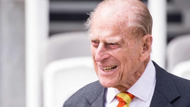Funeral do príncipe Filipe. Começou a cerimónia do último adeus ao duque