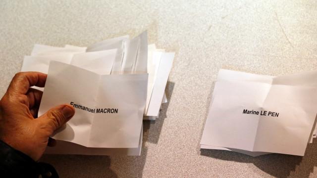 Eleições em França