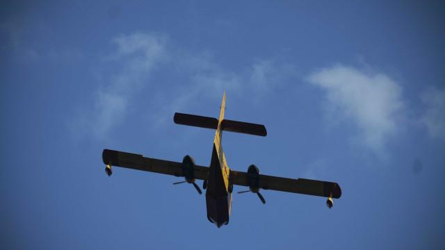 Incêndio em Oleiros mobiliza 200 bombeiros e sete meios aéreos