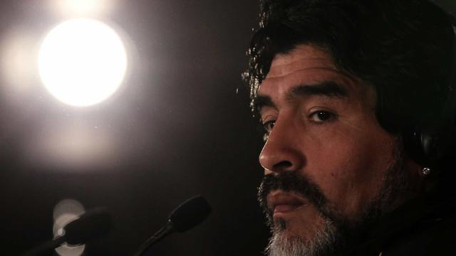 Morreu Diego Armando Maradona, vítima de paragem cardiorrespiratória