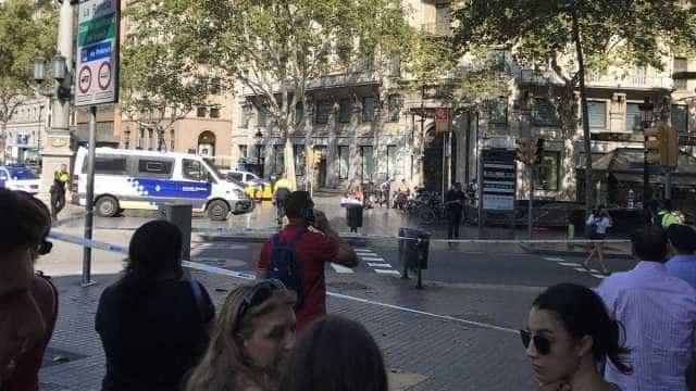 Ataque Barcelona