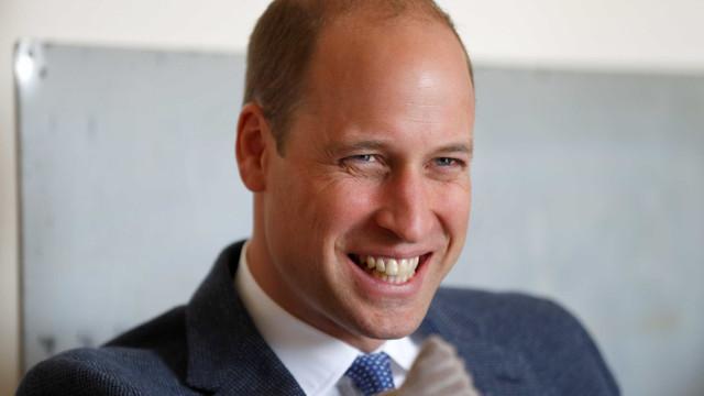 Príncipe William quebra regra da realeza. Tudo por causa do Brexit