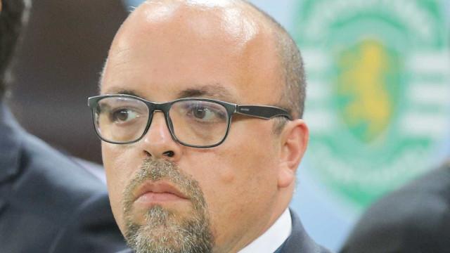 Nuno Saraiva, antigo diretor de comunicação dos leões, sofreu um enfarte