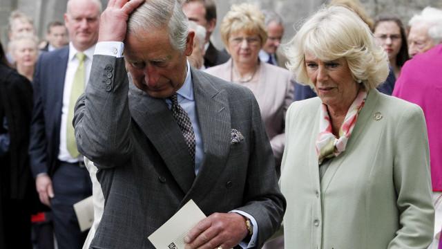 Por pouco, Camilla não faltou ao seu casamento com o príncipe Carlos