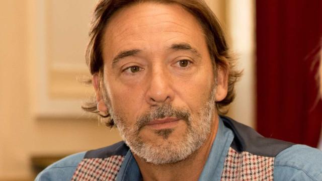 Diogo Infante apresenta uma das pessoas mais importantes da sua vida