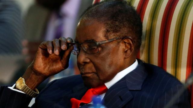 Ex-Presidente do Zimbabué Robert Mugabe morreu vítima de cancro