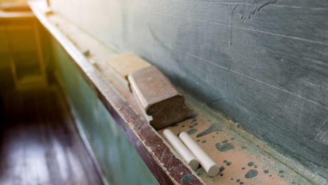 Governo decide hoje encerrar de todas as escolas a partir de sexta-feira