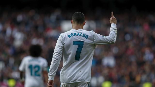 Real já gastou quase 500 milhões para fazer esquecer Ronaldo