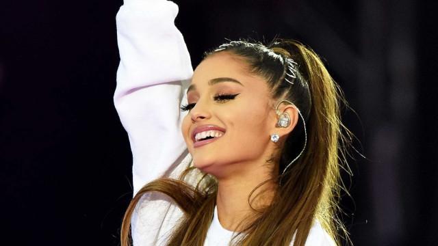 Twitter vai à loucura com foto de Ariana Grande com o cabelo ao natural