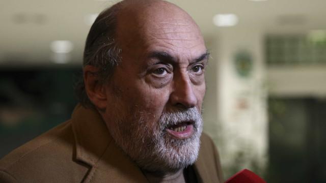 Dias Ferreira, ex-dirigente do Sporting, internado com o novo coronavírus