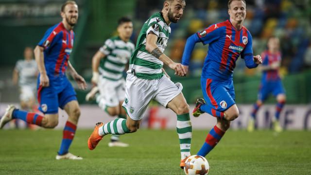 Onze mais valioso da Liga Europa contempla dois jogadores da 'praça' lusa