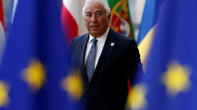 Portugal já recebeu tranche de três mil milhões de euros de Fundo Europeu