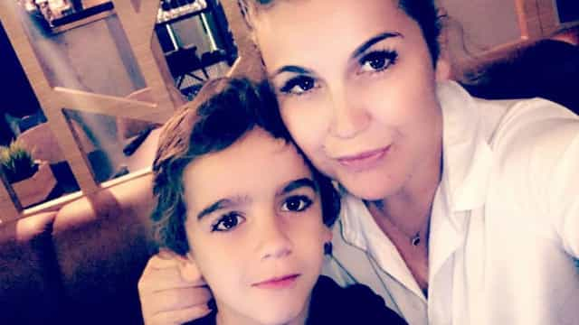 Vídeo. Katia Aveiro mostra como está a ser passado o aniversário do filho