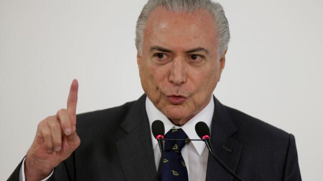 Ex-Presidente Temer diz que destituição de Dilma Rousseff foi golpe