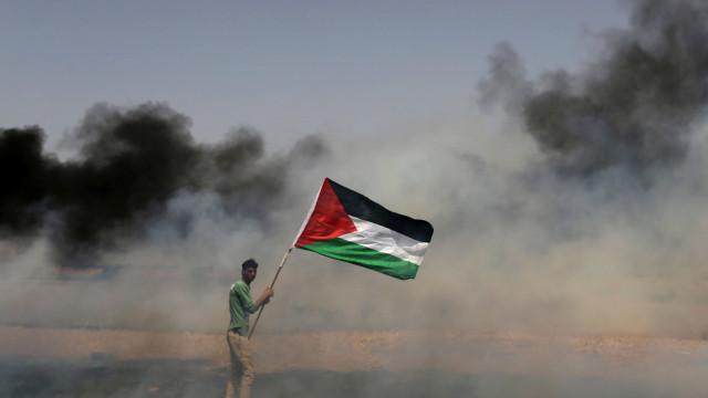 Três palestinianos mortos por soldados israelitas na Faixa de Gaza
