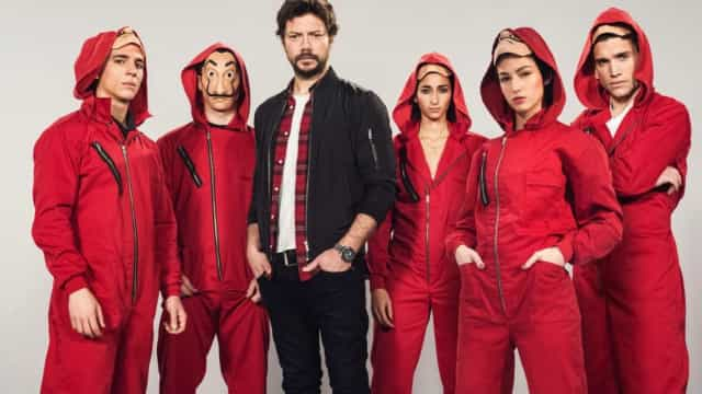 Professor revela motivo do regresso da 'Casa de Papel'