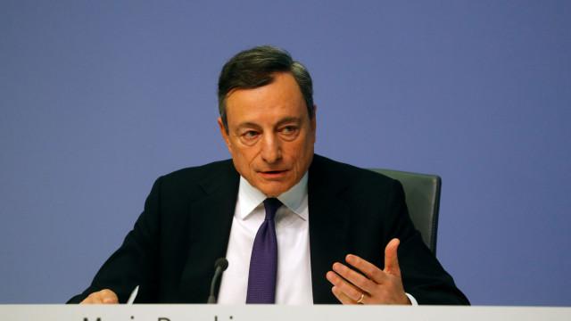 Draghi recusa acusações de Trump de manipulação da taxa de câmbio