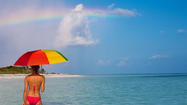 Hoje é dia de calor, mas amanhã temperaturas descem e trazem chuva