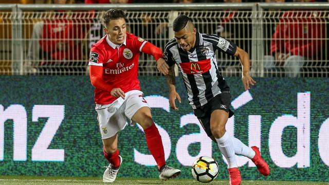 Avançado do Portimonense continua na 'lista de espera' do FC Porto