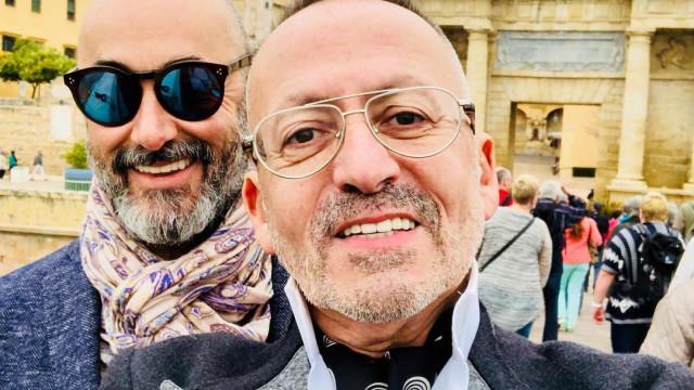 Manuel Luís Goucha surpreende ao revelar foto do marido na cama
