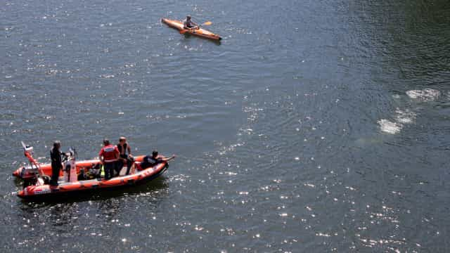 Cadáver de homem encontrado a boiar no rio Alva