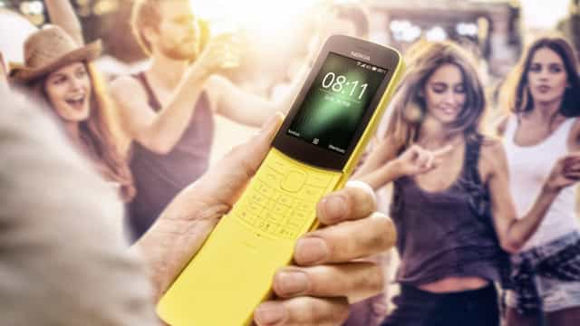 WhatsApp foi lançado no Nokia 8810