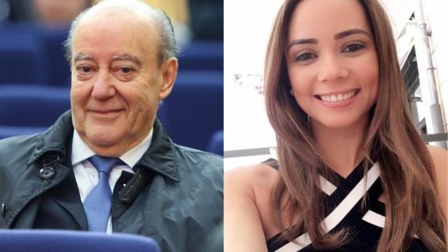 Pinto da Costa voltou para a 'ex' mas ainda vive com outra namorada