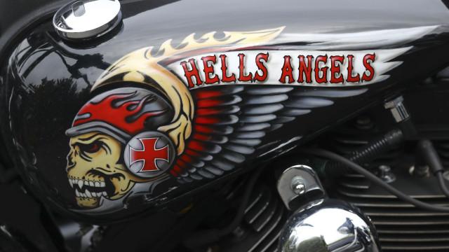 PJ deteve mais 17 homens ligados ao grupo motard Hells Angels