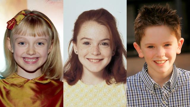 O que é feito das suas estrelas infantis favoritas?