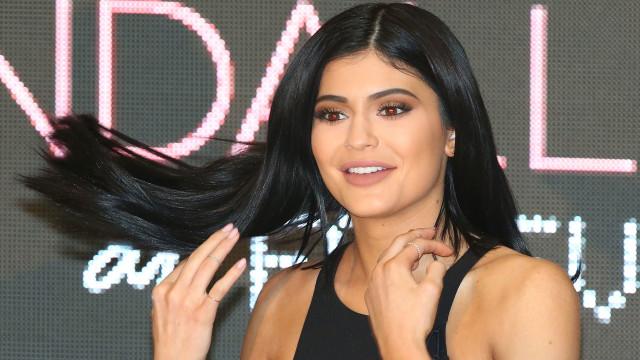 As fotos que mostram Kylie Jenner sem nenhuma maquilhagem