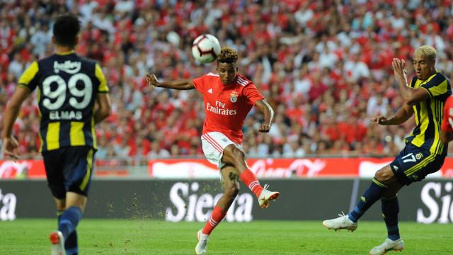 Gedson Fernandes pode tornar-se 'adversário' de Cristiano Ronaldo