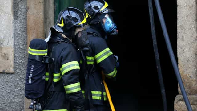 Explosão em conduta de gás em Mortágua. Mais de 100 pessoas retiradas