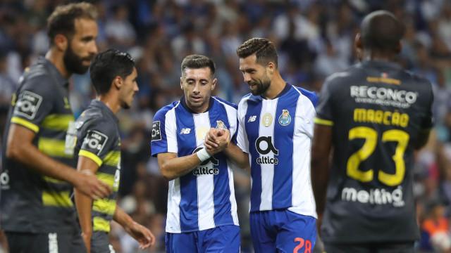 Felipe já reagiu ao 2.º lugar do FC Porto