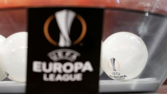 Sp. Braga e Vitória SC já conhecem adversários na Liga Europa