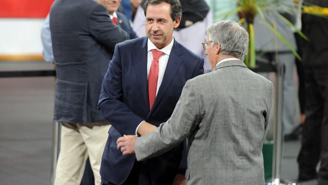 Gomes da Silva enumera aquilo que faria se fosse presidente do Benfica