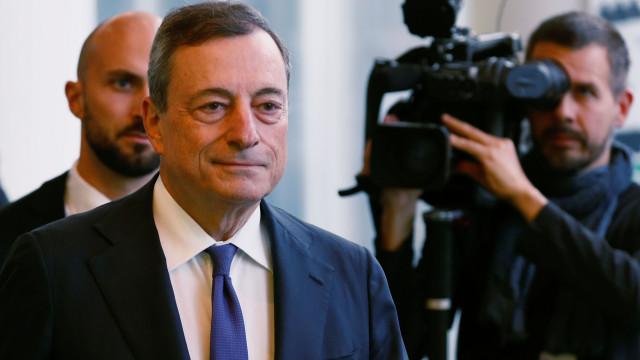 Mario Draghi, o italiano que defendeu o euro