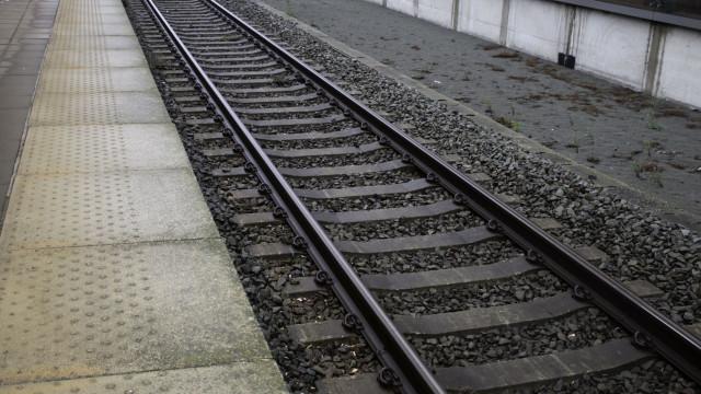 Incêndio em Santarém obriga ao corte da Linha ferroviária do Norte