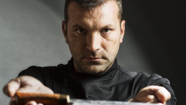 Chef Ljubomir Stanisic sofre lesão e terá de ser operado