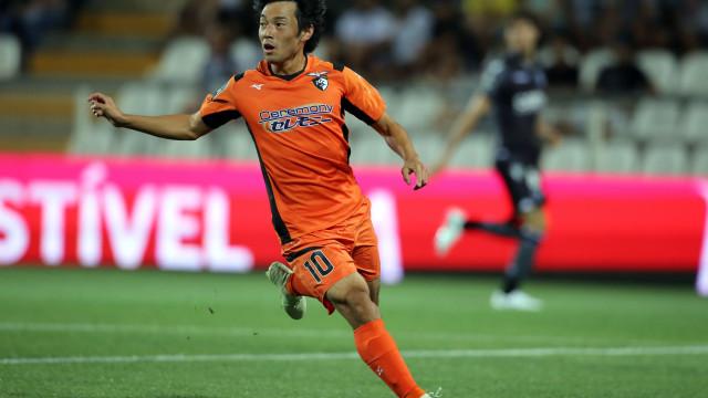 FC Porto tem pré-acordo com Nakajima