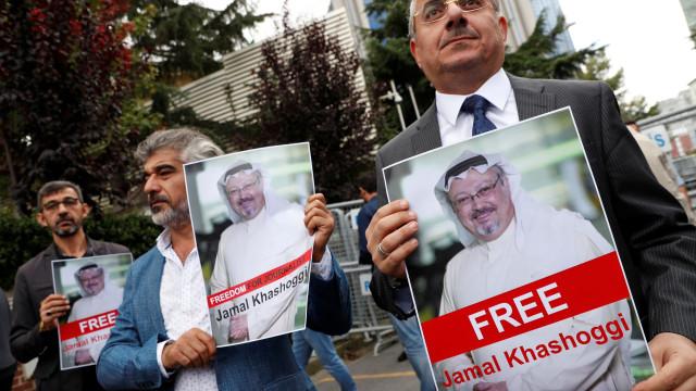 """""""Fortes indícios"""" do envolvimento do príncipe na morte de Khashoggi"""