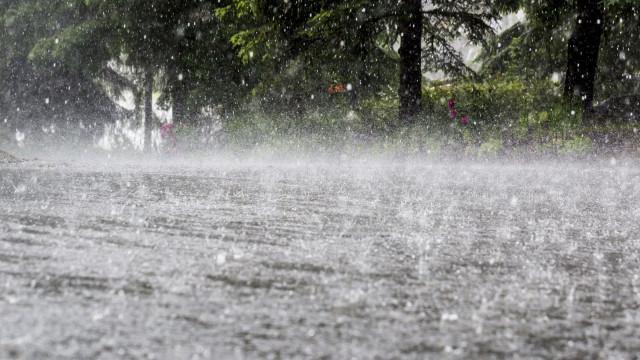 Sapadores respondem a 16 ocorrências na última hora devido a chuva