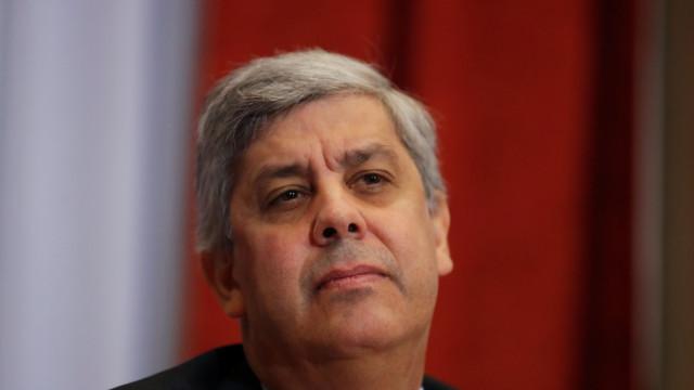"""Costa sugere que Centeno pode exercer outras funções """"de grande dimensão"""""""