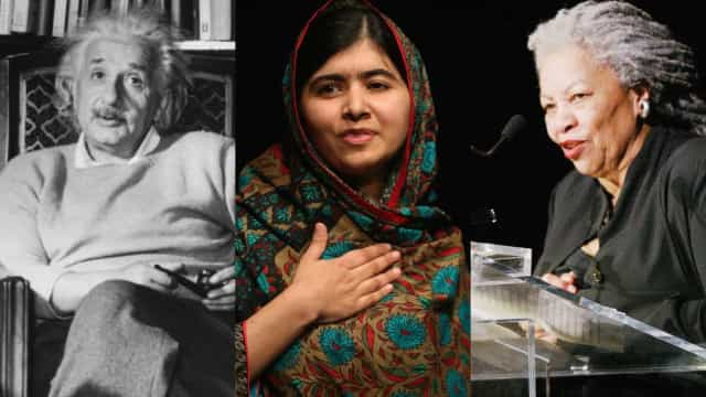 Os signos mais inteligentes, baseado em vencedores do Prémio Nobel