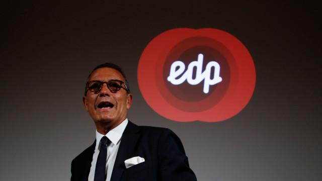 EDP assina compromisso para colocar 'travão' ao aquecimento global