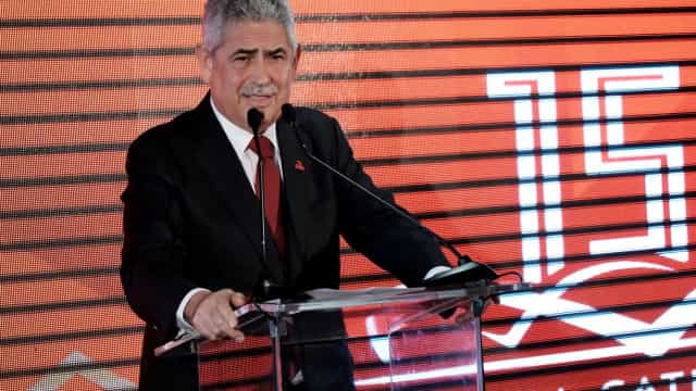 """""""Será o meu último mandato"""", garante Luís Filipe Vieira"""